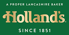 Hollands Pies Logo
